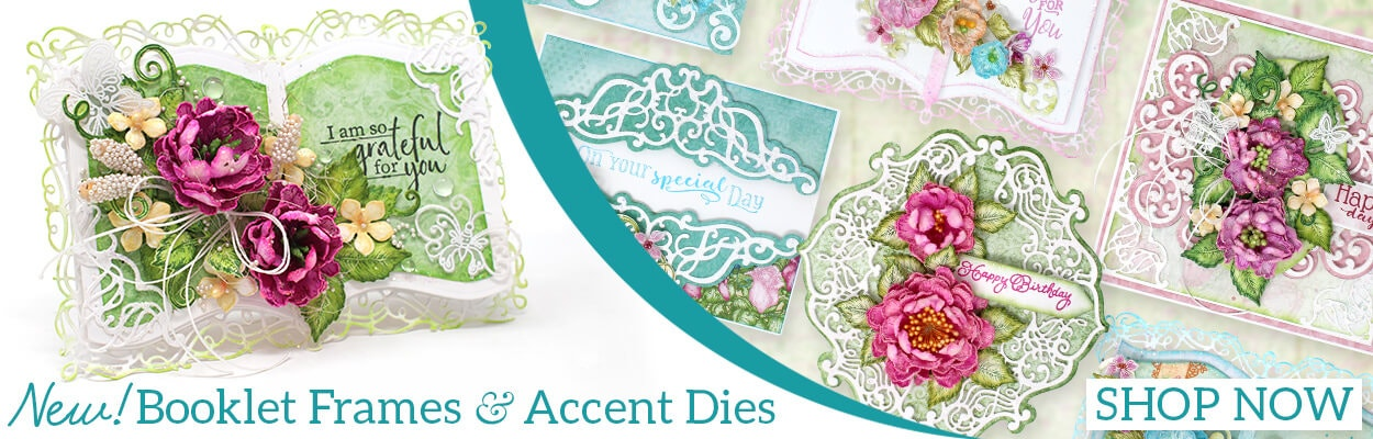 Booklet Frames & Accent Dies