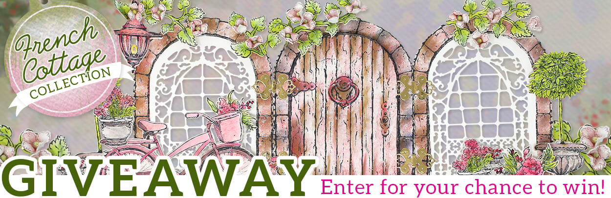 French Cottage Giveaway Banner