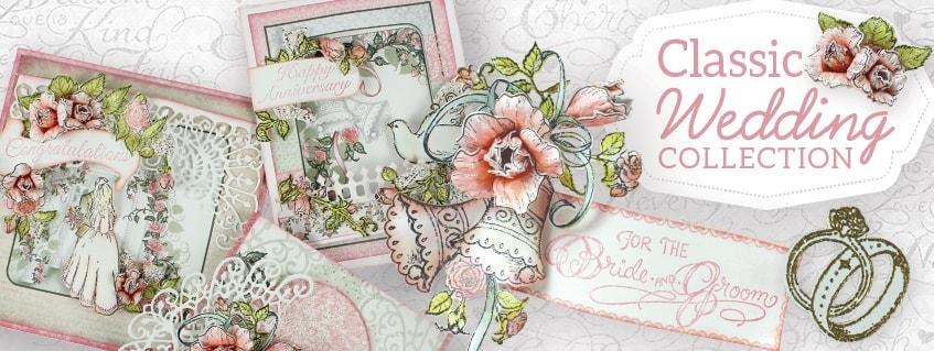 c44ec0d1701 Debuting the Classic Wedding Collection - Heartfelt Creations