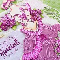 Floral Fashionista