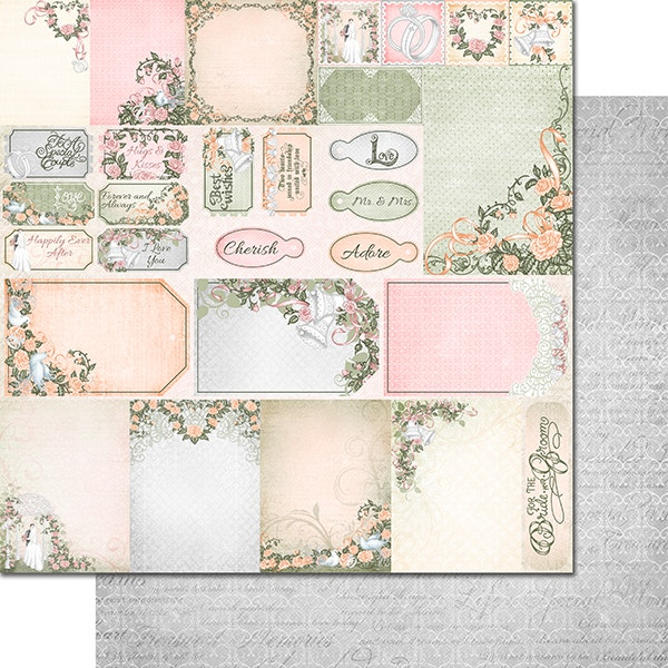 Classic Wedding Paper Collection
