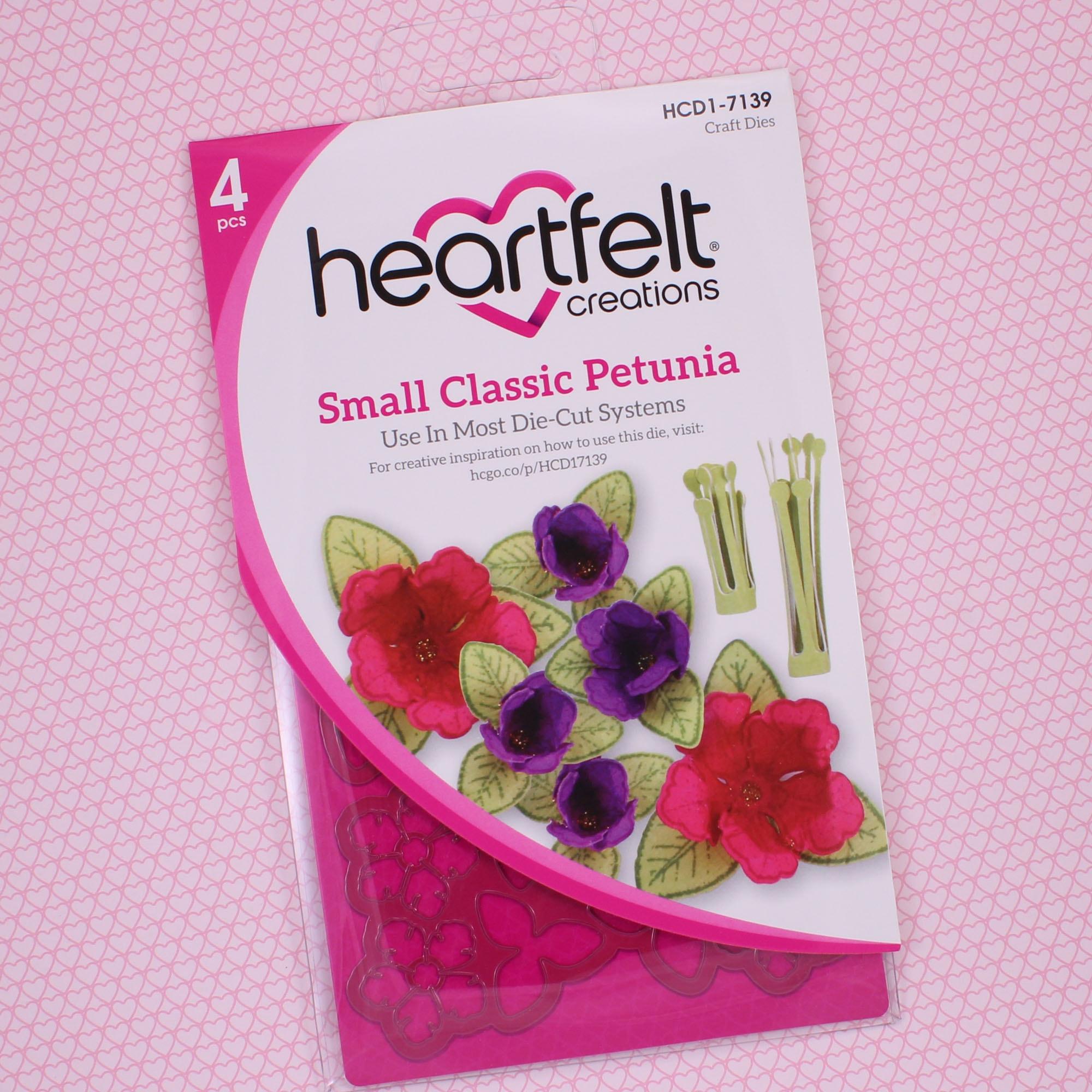 Small Classic Petunia Die