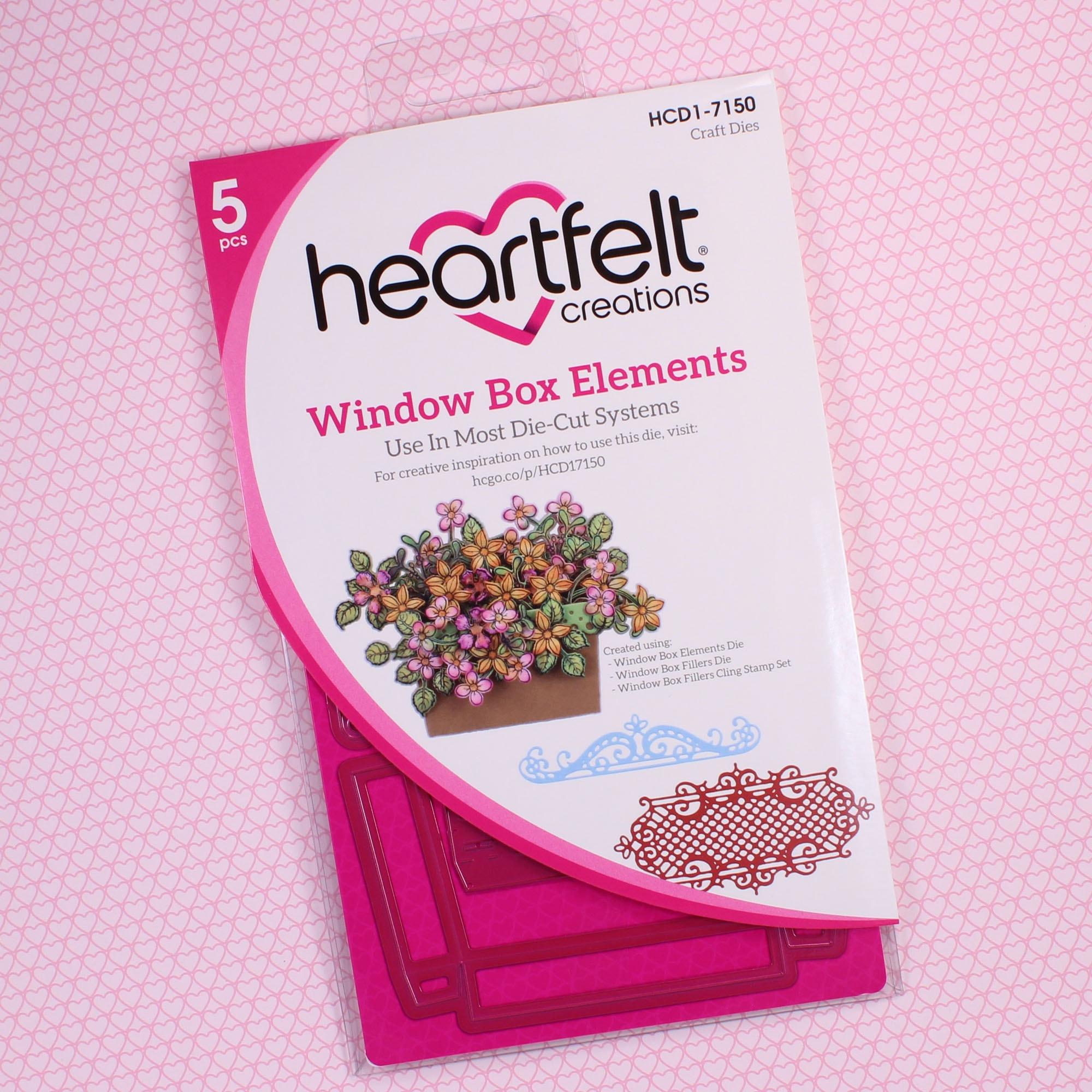 Window Box Elements Die