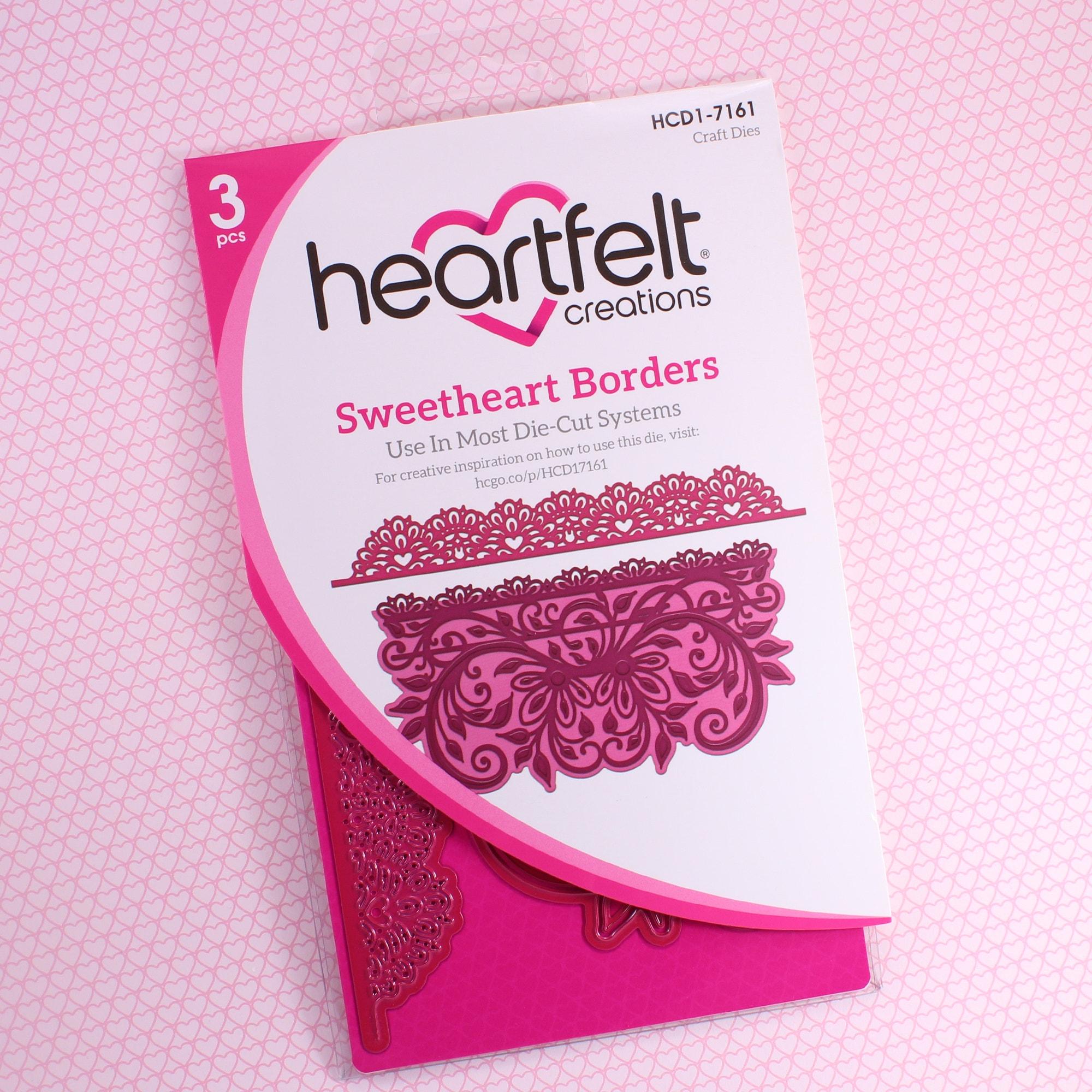 Sweetheart Borders Die