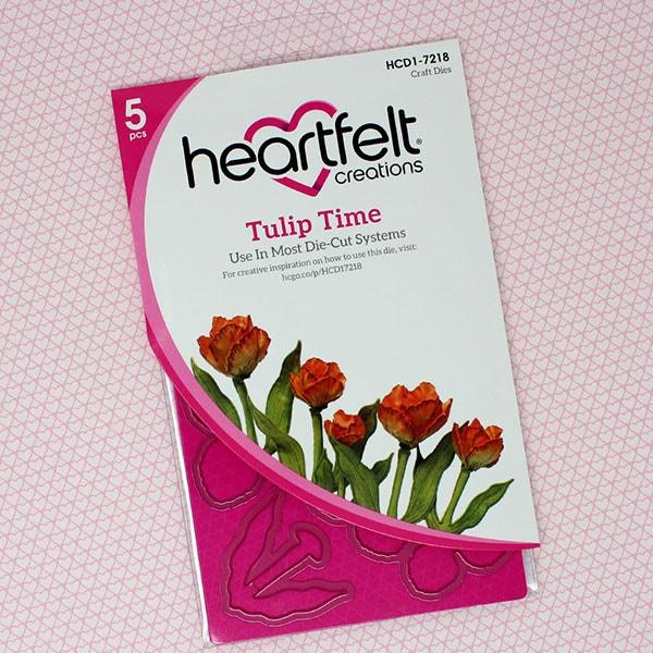 Tulip Time Die