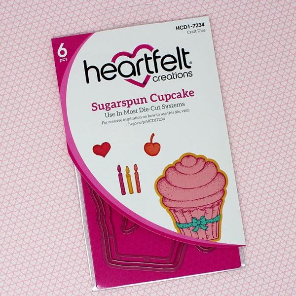 Sugarspun Cupcake Die