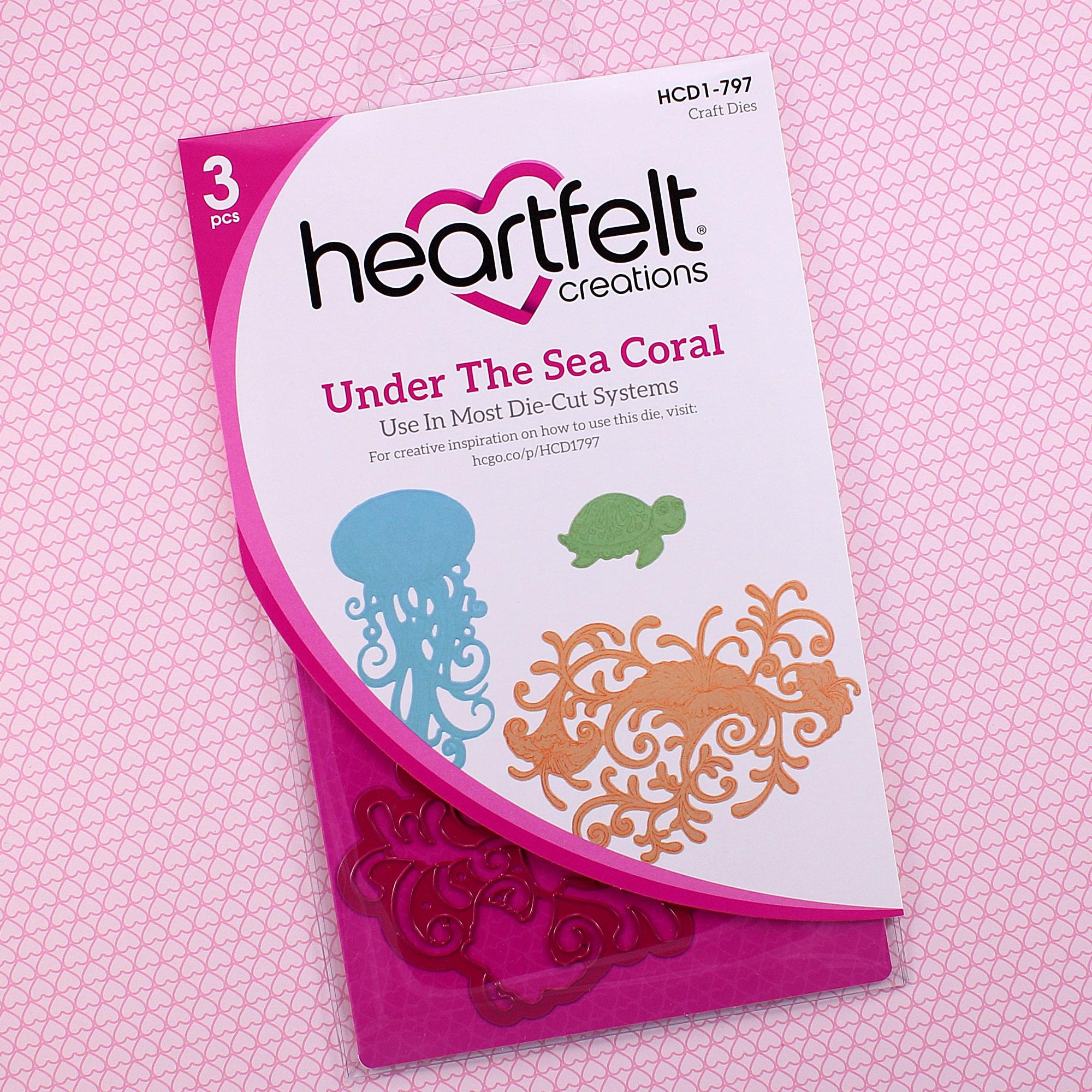 Under The Sea Coral Die