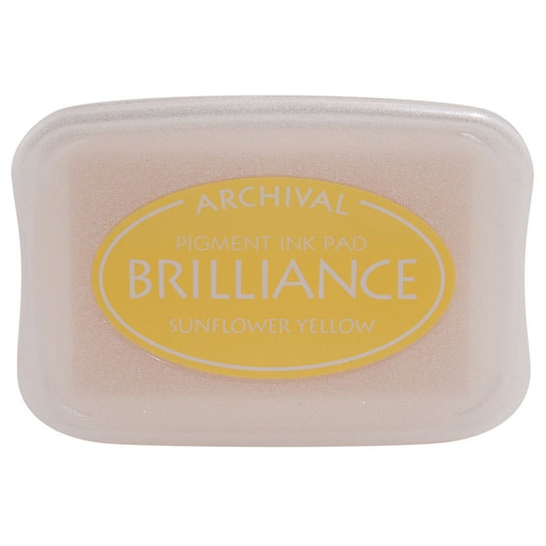 Brilliance Ink - Sunflower Yellow