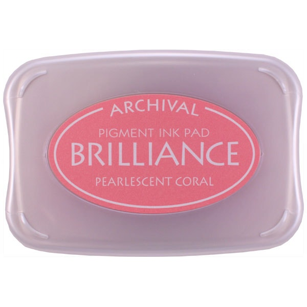 Brilliance Ink - Pearlescent Coral