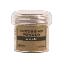 Embossing Powder - Gold