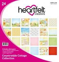 Countryside Cottage Paper Collection