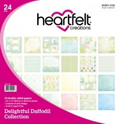 Delightful Daffodil Paper Collection