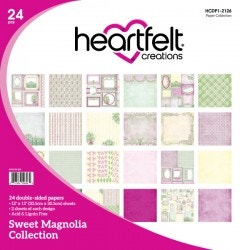 Sweet Magnolia Paper Collection