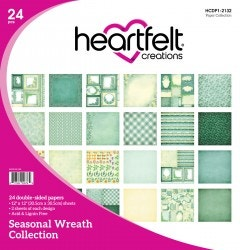 Seasonal Wreath Paper Collection