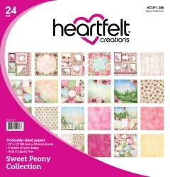 Sweet Peony Paper Collection