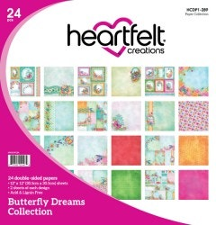 Butterfly Dreams Paper Collection