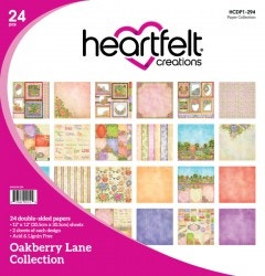 Oakberry Lane Paper Collection