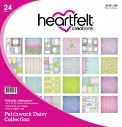 Patchwork Daisy Paper Collection