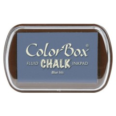 ColorBox Fluid Chalk Ink Pad - Blue Iris