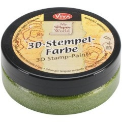 Grass Green 3D Stamp Paint