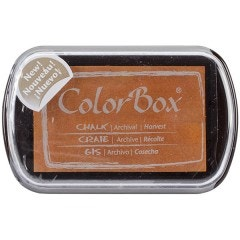 ColorBox Fluid Chalk Ink Pad - Harvest