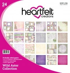 Wild Aster Paper Collection