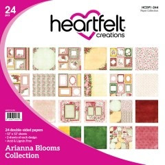 Arianna Blooms Paper Collection