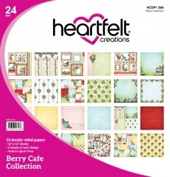 Berry Cafe Paper Collection