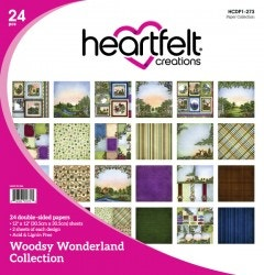 Woodsy Wonderland Paper Collection