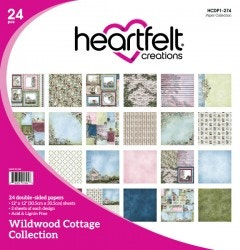 Wildwood Cottage Paper Collection
