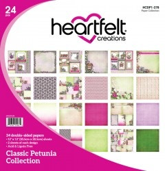 Classic Petunia Paper Collection