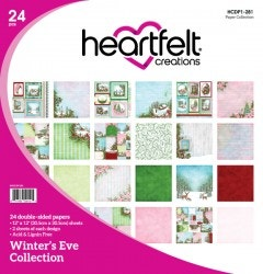 Winter's Eve Paper Collection