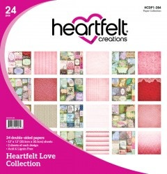 Heartfelt Love Paper Collection