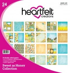 Sweet as Honey Paper Collection
