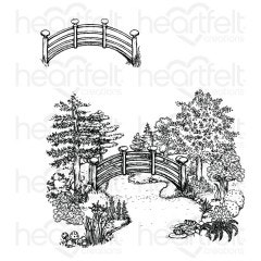 Haven of Daydreams Cling Stamp Set