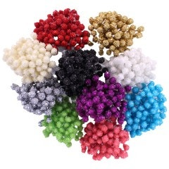Assorted Bead Stamens-Medium
