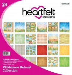 Wilderness Retreat Paper Collection