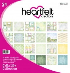 Calla Lily Paper Collection