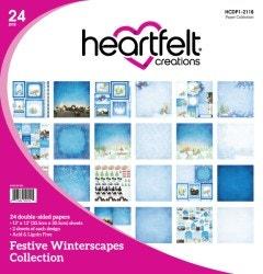 Festive Winterscapes Paper Collection