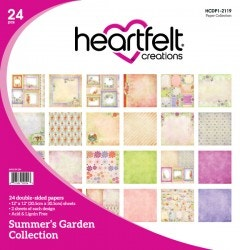 Summer's Garden Paper Collection