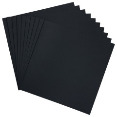 Paper Pack of 10 - Black