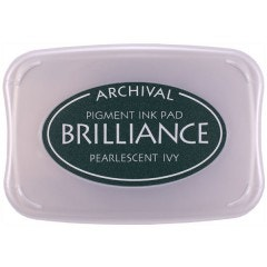 Brilliance Ink - Pearlescent Ivy