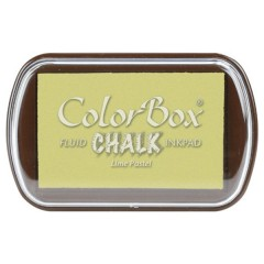 ColorBox Fluid Chalk Ink Pad - Lime Pastel