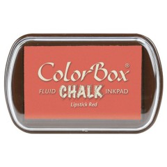 ColorBox Fluid Chalk Ink Pad - Lipstick Red