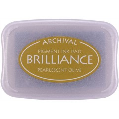 Brilliance Ink - Pearlescent Olive