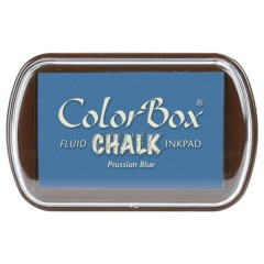 ColorBox Fluid Chalk Ink Pad - Prussian Blue