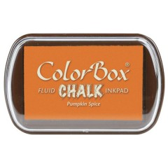 ColorBox Fluid Chalk Ink Pad - Pumpkin Spice