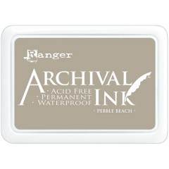Ranger Archival Ink Pad - Pebble Beach
