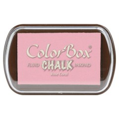 ColorBox Fluid Chalk Ink Pad - Rose Coral