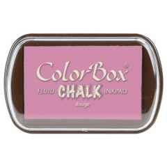ColorBox Fluid Chalk Ink Pad - Rouge